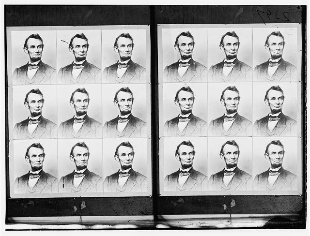 Part of Civil War glass negative collection at the Library of Congress. LC-B813- 2397 A [P&P]